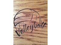 Volleyball Clipboard