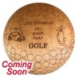 Lazy Susan - Golf Theme